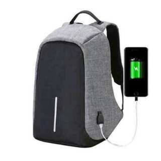 ANTI THIEF BACK PACK