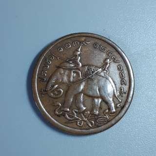 泰國 銅幣