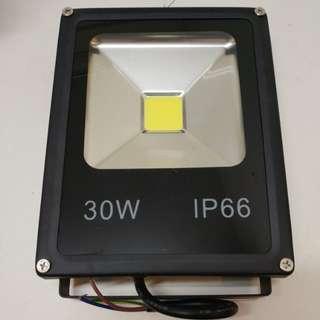 220V 30W防水LED射燈