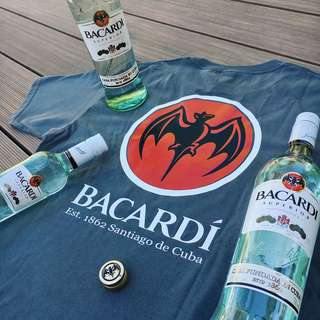 BACARDI Limited Edition T-Shirt