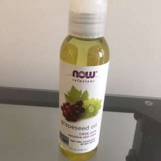 BN NOW Grapeseed Oil (118ml)