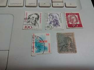 Germany Stamps #M78