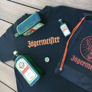 JÄGERMEISTER Limited Edition T-Shirt