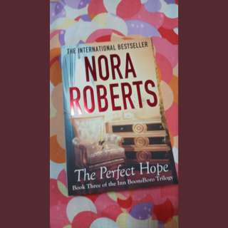 The Perfect Hope by (Nora Roberts)