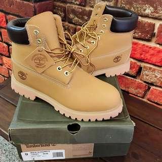 Timberland  男靴經典款9號