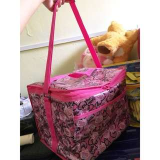COOLER BAG/ORI SANRIO/HELLO KITTY
