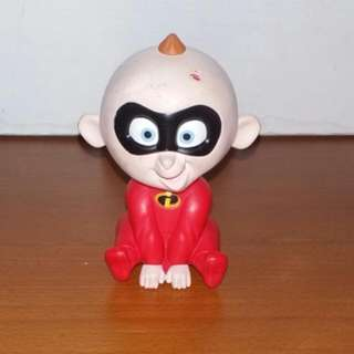 Jack Jack Parr The Incredibles 2004 Mc Donald's Action Figure