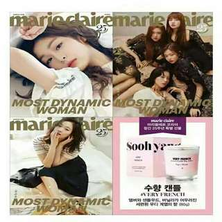 BLACKPINK MARIE CLAIRE MARCH EDITION