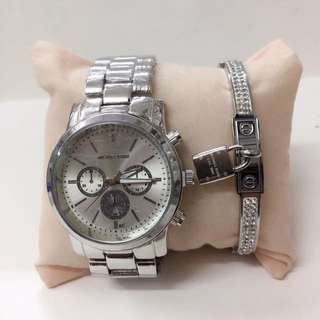 Fashion watch & Bracelet/set