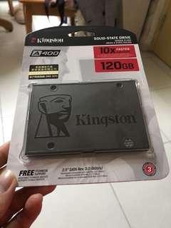 Kingston SSD卡