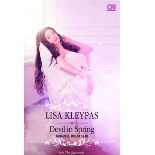 Ebook Romansa Musim Semi (Devil in Spring) - Lisa Kleypas