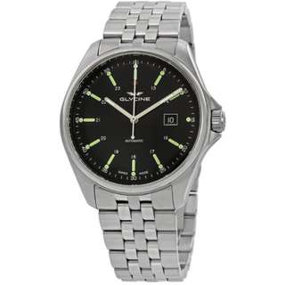 Glycine classic automatic combat 6 mens watch