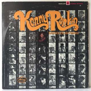 Kenny Rankin ‎– Mind-Dusters (1967 USA Original - Vinyl is Mint)