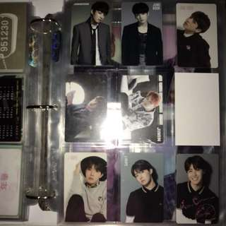 FREE BTS PHOTOCARD / ALBUM