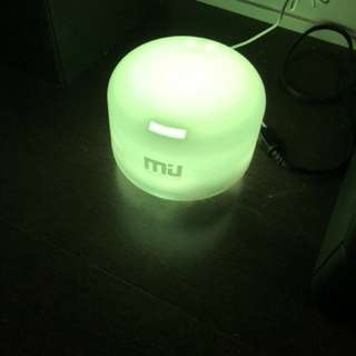 MIU Color Aroma Diffuser Ultrasonic Humidifier