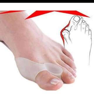 Bunion silicon gel foot corrector hallux valgus toe separator