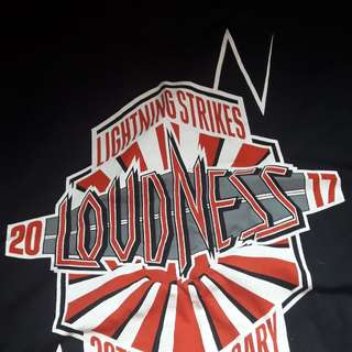 Loudness Tshirt (Gildan Softstyle) XL