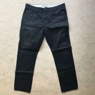 Deus ex machina black pants