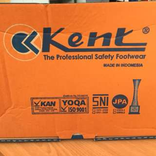 Safety Shoes Kent