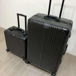 全新鋁框行李箱(20、24、26、29寸)