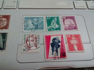 Germany Stamps #M87