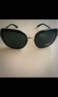 Authentic Prada oversized sunglasses