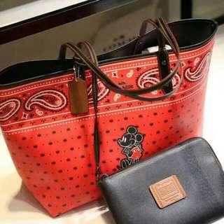Coach Reversible Bag