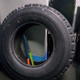 Tractor tire for flips gym