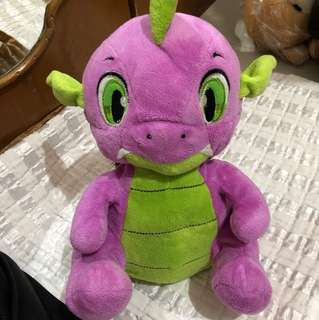 Boneka spike my little pony