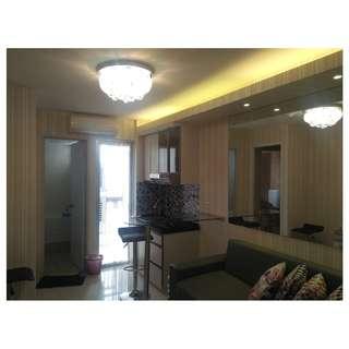 Sewa Apartemen Bassura City Tower A Tipe 2BR 50jt/thn