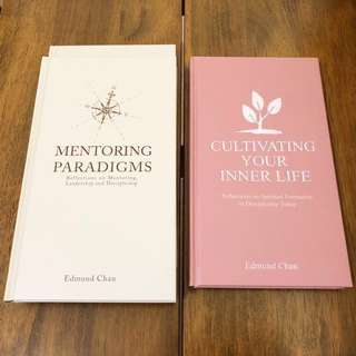 Christian Books by Rev Edmund Chan