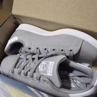 Adidas Stan Smith Gray US 5/EU37