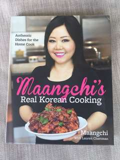 Maangchi's Real Kitchen Cooking Book