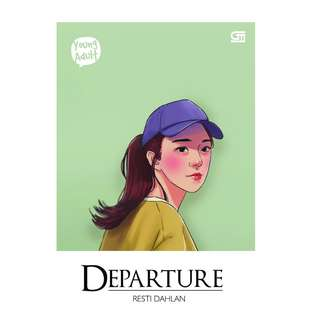 Ebook Departure - Resti Dahlan