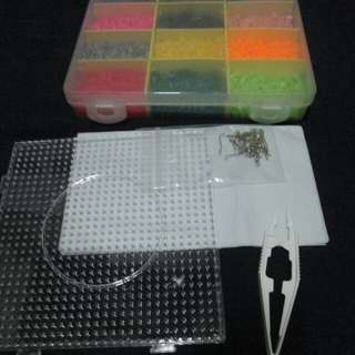 Perler Beads Starter Kit