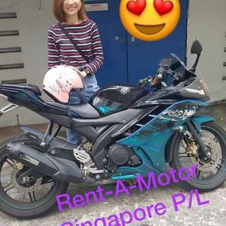 Lease / Rent Motorcycle Singapore