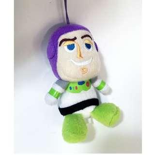 迪士尼正版/巴斯光年/娃娃 玩偶 吊飾 玩具總動員_交換禮物/聖誕禮物