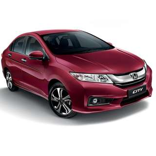 New 2018 Honda City 1.5 Type V (Full Spec)