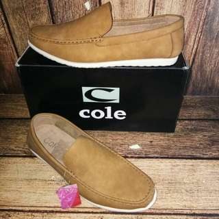 COLE SHOE - TAN