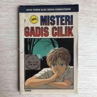 Komik Serial Misteri - Misteri Gadis Cilik - Tomo Kazuhashi