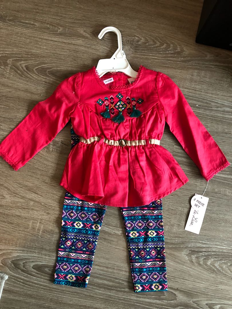 12 month baby outfit