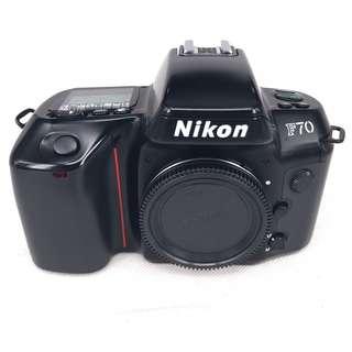 Nikon F70 AF Film SLR Body (Used) [SN: ***6767]