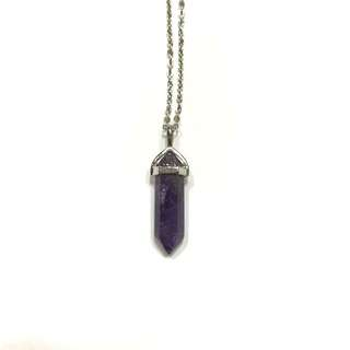 Purple Quartz Necklace (NEW)