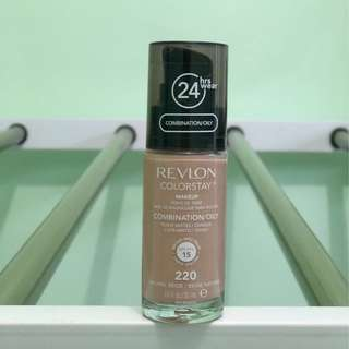 Revlon Colorstay | Shade 220