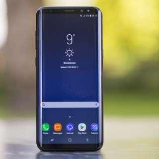 Samsung Galaxy S8+ kredit mudah tanpa kartu kredit