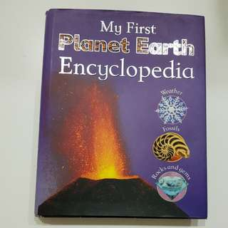 My first planet earth encyclopedia