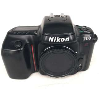 Nikon F50 AF Film SLR Body (Used) [SN: ***5490]