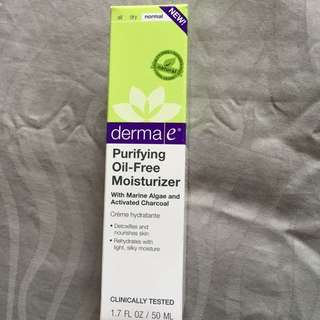 Derma E - Purifying oil-Free moisturiser (50ml)