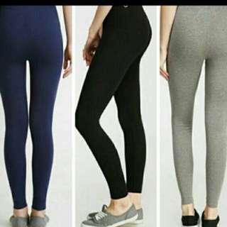 H & M leggings brand new: COLOR AVAILABLE: black, navy, blue, light blue , light grey, dark grey: SIZES AVAILABLE small, medium, large