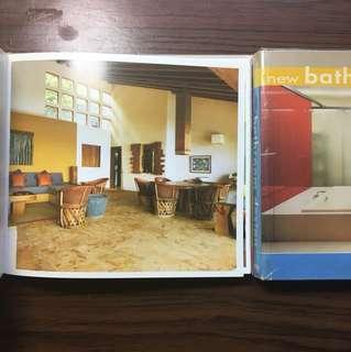 室內設計書兩本